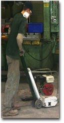 Finan Services, Inc. industrial floor preparation and treatments